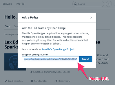 paste_URL_into_degreed